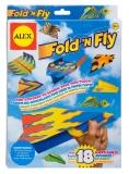 Avioane de hartie - AlexToys (AX192W)