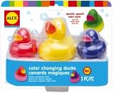 Set 3 ratuste care isi schimba culoarea - AlexToys (AX887)