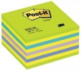 Notite adezive cub Post-It 76 mm x 76 mm 450 file/cub 3M