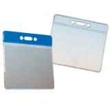Port - card din PVC vertical, transparent