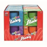 Slinky metalic 4 culori - AlexToys (AX8-111)