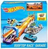 Set de joaca Mattel Hot Wheels Rooftop Garage - DRB29