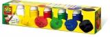 Set de sase culori pentru pictura 6x50ml SES