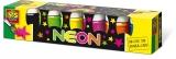 Set pictura neon 6 x 50ml - SES (S00330)