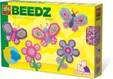Kit cu margele parfumate si planse Fluture si Floare 2100 buc. SES