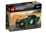 1968 Ford Mustang Fastback 75884 LEGO Speed Champions