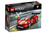 Ferrari 488 GT3 Scuderia Corsa 75886 LEGO Speed Champions