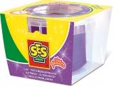 Conserva pasta de modelat 90 gr. ( Mov cu sclipici ) - SES (S00409)
