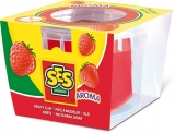Conserva pasta de modelat 90 gr. ( Mov cu rosu capsuna ) - SES (S00412)
