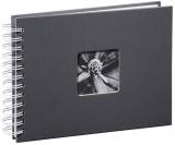 Album foto Fine Art 28 x 24 cm, 50 pagini, gri