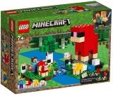 Ferma de lana 21153 LEGO Minecraft