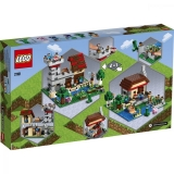 Cutie de crafting 3.0 21161 LEGO Minecraft