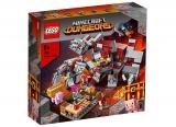 Batalia Redstone 21163 LEGO Minecraft