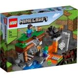 Mina abandonata 21166 LEGO Minecraft