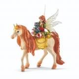 Figurina Schleich - Marween cu Unicorn sclipitor - SL70567