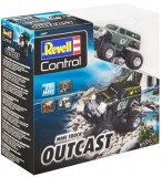 Revell Mini RC Truck OUTCAST