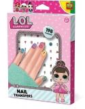 Stickere pentru unghii, 198 buc/set, L.O.L Ses