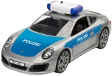 Revell JUNIOR KIT Porsche  911 Police - RV0818