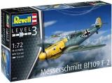 Revell Messerschmitt Bf109 F-2 - RV3893
