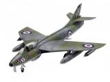 Revell Model Set 100 Years RAF: Hawker Hunter FGA.9