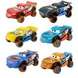 MATTEL Cars XRS Mud Singles Asst
