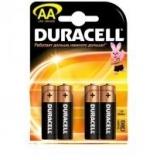 Baterie alcalina AA R06, 4buc/blister, Duracell