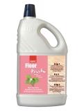 Detergent lichid pardoseli, Floor Fresh Jasmine, 2l, Sano