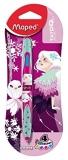 Pix Twin Tip Tatoo Princes 4 culori fancy blister Maped
