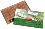 Creioane colorate acuarela 36 buc/set Derwent Academy