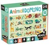 Puzzle Domino Animale Headu