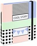 Album foto CoolStory, 56 poze, 5.4 x 8.6 cm, Multicolor Hama