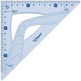 Echer din plastic transparent, unghi 45 grade, 21 cm, Maped