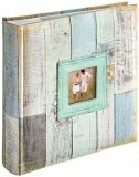 Album foto Cottage, 200 poze, 10 x 15 cm, Albastru Hama