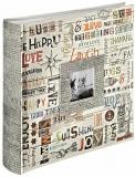 Album foto Laugh, 200 poze, 10 x 15 cm, Hama