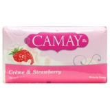 Sapun 85 g Cream & Strawberry Camay