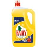 Detergent vase Professional Lemon, 5L Fairy