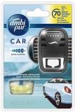 Odorizant auto Car Ultra Control Aqua + rezerva 7 ml Ambi Pur
