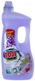 Solutie curatare gresie si faianta, flori de liliac, 2l, Toji