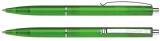 Pix K20 Frosty, culoare verde, pasta albastra, Schneider