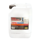 Detergent lichid pentru curatat geamuri, 10l, Sano Clear