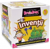 Joc educativ Inventii Brain Box