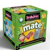 Joc educativ Sa invatam Mate Brain Box