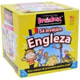 Joc educativ Sa invatam Engleza Brain Box