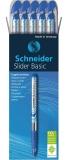 Pix Slider Basic, mina F, albastru 10 buc/cutie Schneider