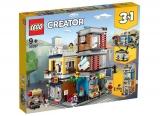 Magazin de animale si cafenea 31097 LEGO Creator