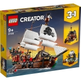 Corabie de pirati 31109 LEGO Creator