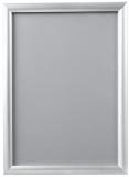Suport rama argintie cu clip A3