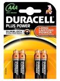 Baterie alcalina R3 (AAA), 4buc/blister, Duracell