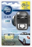 Odorizant auto, Fresh Escapes, SKY Fresh Air aparat + rezerva 7 ml Ambi Pur