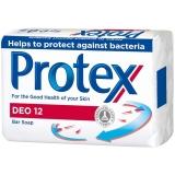 Sapun solid antibacterial Deo 12, 90 g, Protex